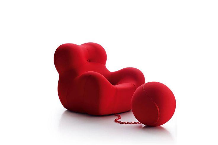 B&B Italia UPJ Armchair from Space Furniture