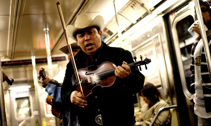 New York law has allowed buskers to play since 1970, but when armed critics decide what's not art, performers can forgo applause for handcuffs