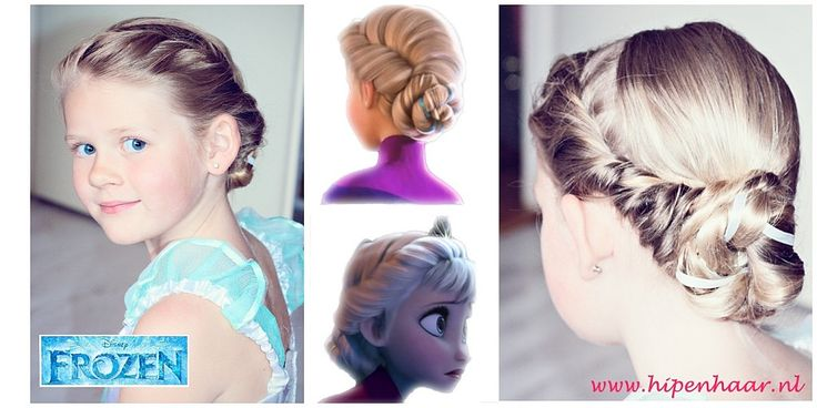 Tutorial - Kapsel Disney prinses Elsa