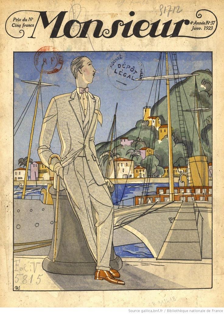 Monsieur (Paris. 1923)