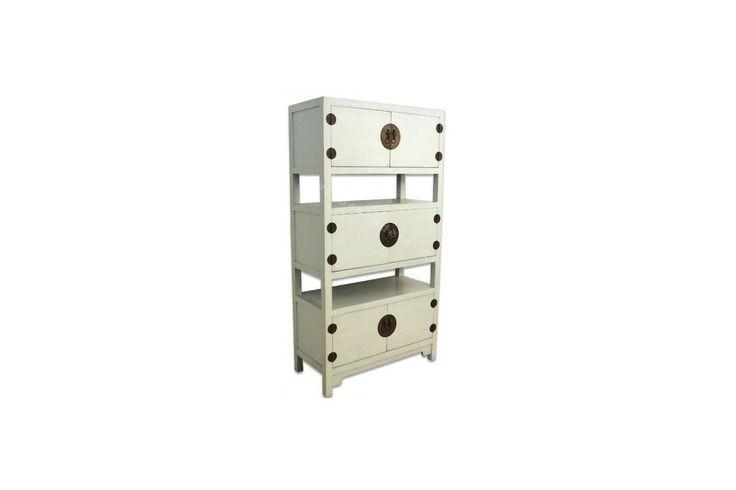 75 best images about meubles asiatiques on pinterest - Armoire chinoise noire ...