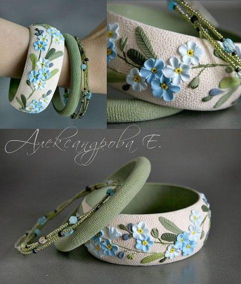 Die besten 17 Bilder zu crochet flowers auf Pinterest | Armbänder ...
