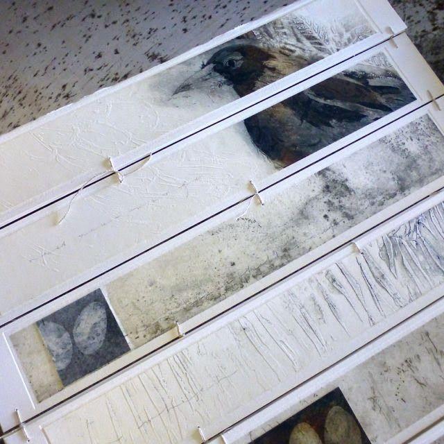 tracemarks: my bird book .....