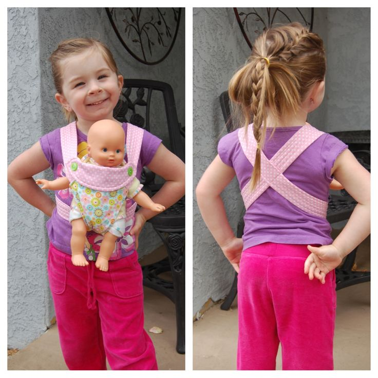 30 best BABY DOLL CARRIER images on Pinterest | Baby doll carrier ...