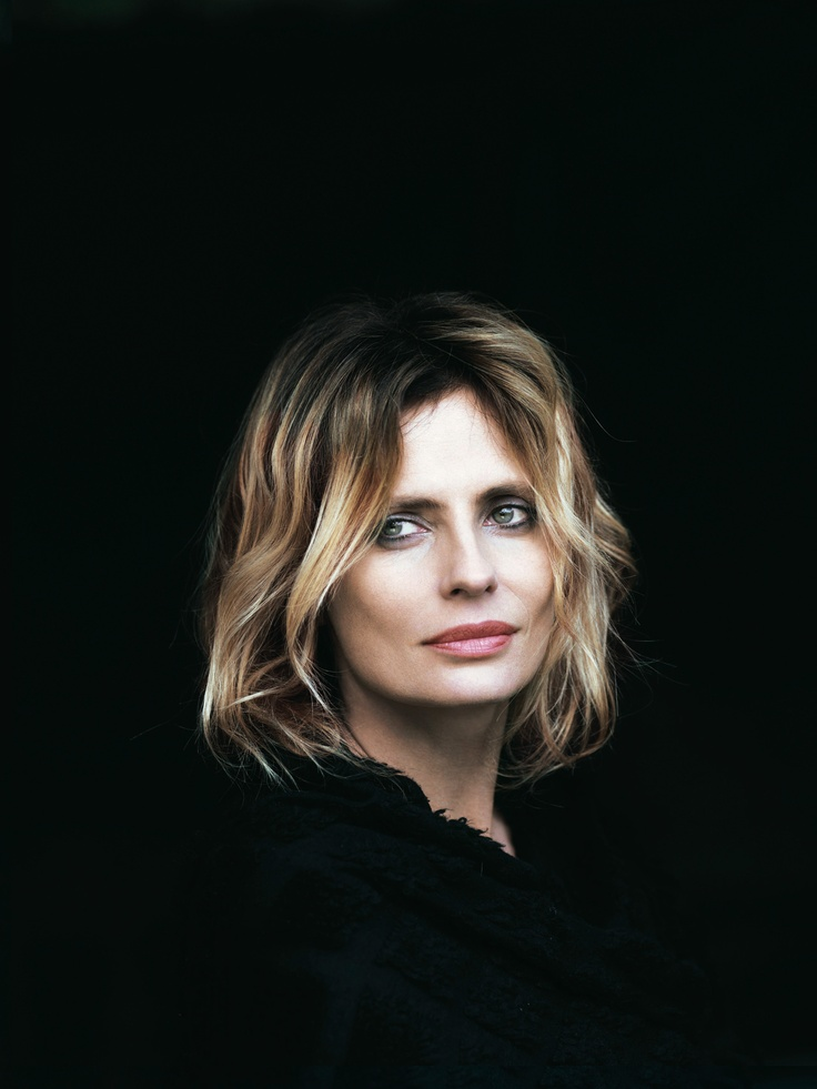 Isabella Ferrari - Photo Fabrizio Ferri