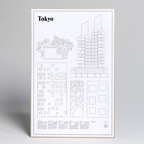 Architecture Drawing Posters 8 best drawings+models images on pinterest | architecture