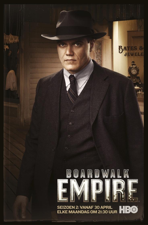 Michael Shannon (Agent Nelson Van Alden) - Boardwalk Empire