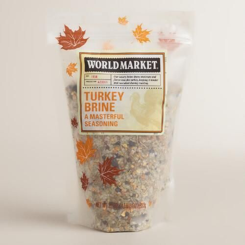turkey brine turkey brine world market thanksgiving holiday holiday ...