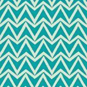 Accentmuur: Scion Wallpaper Wabi Sabi Dhurrie Collection 110456