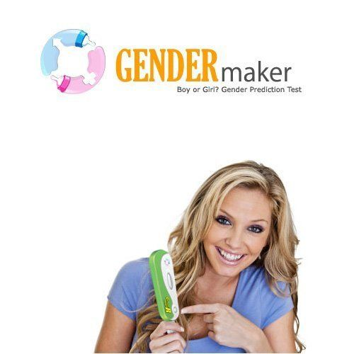 Amazon.com: GENDERmaker Boy or Girl Gender Predictor at Home Test Kit: Health & Personal Care http://amzn.to/2tPTodH