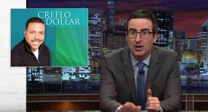 John Oliver opens a can of whoop-ass on 'prosperity gospel' Christian TV preachers — and it's beautiful