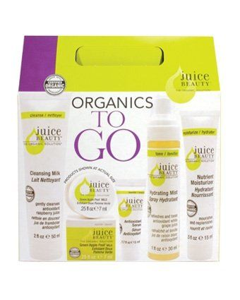 Juice Beauty Organics To Go