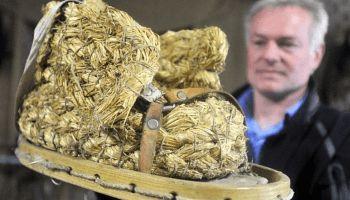 В итальянских Альпах нашли самый древний снегоступ | Head News
