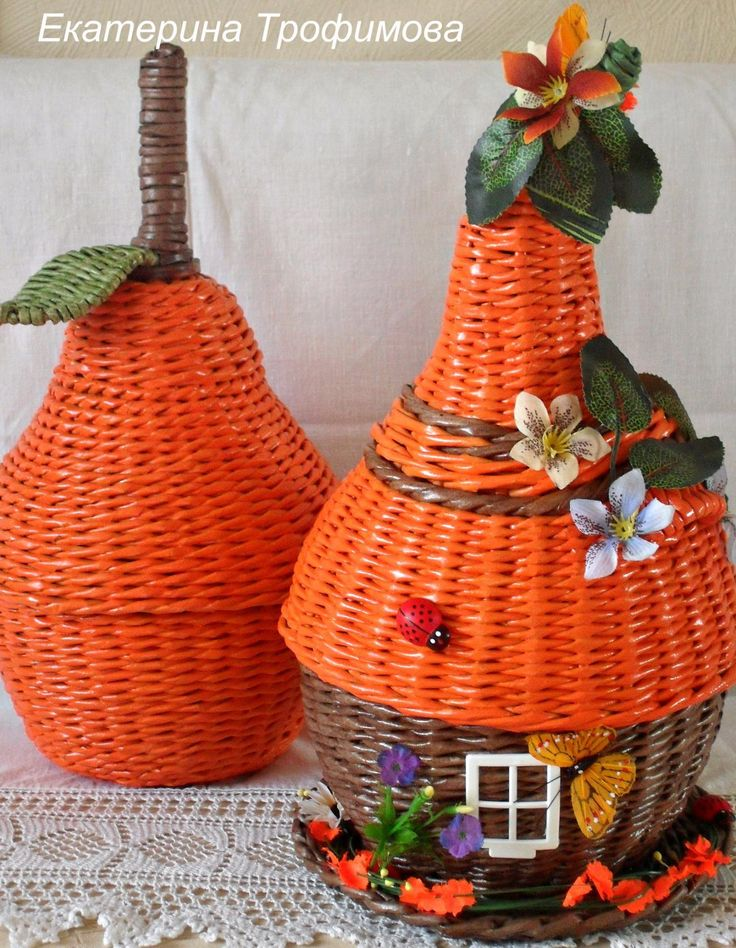 Basket Gourd Cottage - Pin not found on link