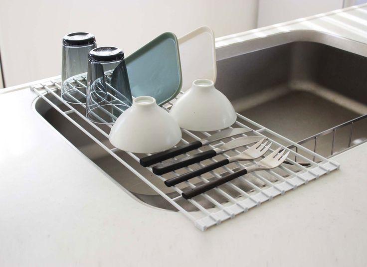 Les 25 meilleures id es de la cat gorie egouttoir vaisselle sur pinterest vier sec egouttoir - Egouttoir vaisselle gifi ...
