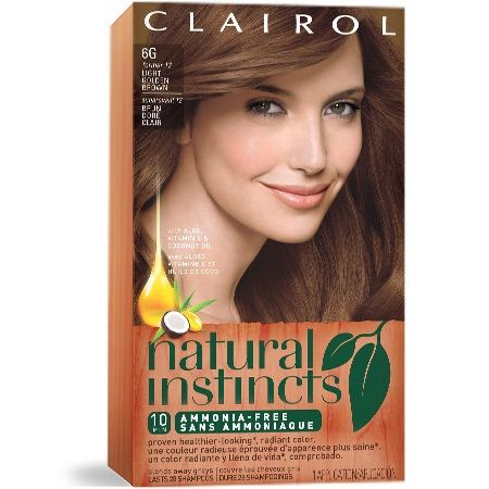Natural Instincts Hair Color | Clairol Natural Instincts