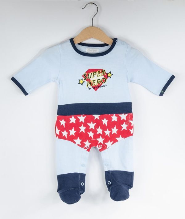Baby boys babygrow perfect party or fancy dress costume baby boys baby grow with super