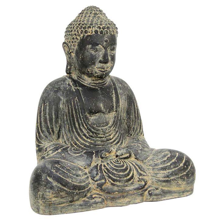 11 besten buddha kopf figuren buddha deko asiatische einrichtung bilder auf pinterest. Black Bedroom Furniture Sets. Home Design Ideas
