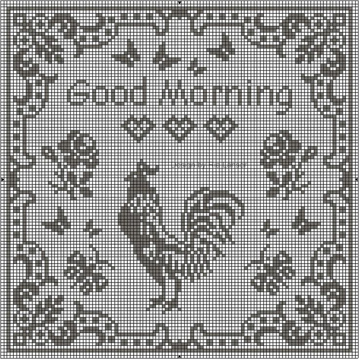 Gallery.ru / Фото #150 - В основном птицы/freebies - Jozephina...cross stitch Chart...