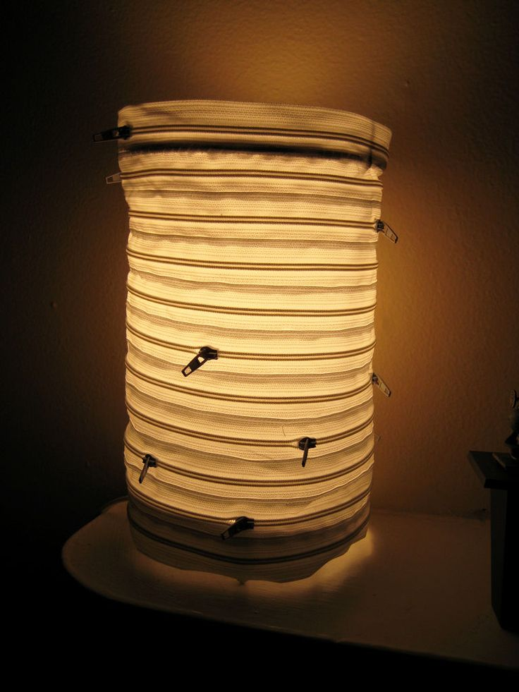 diy lighting projects. zip lamp diy lighting projects