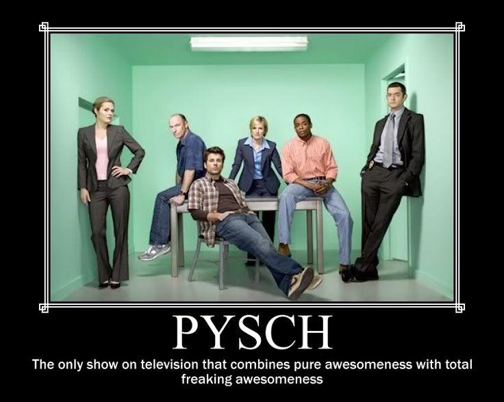 LOVE Psych :D