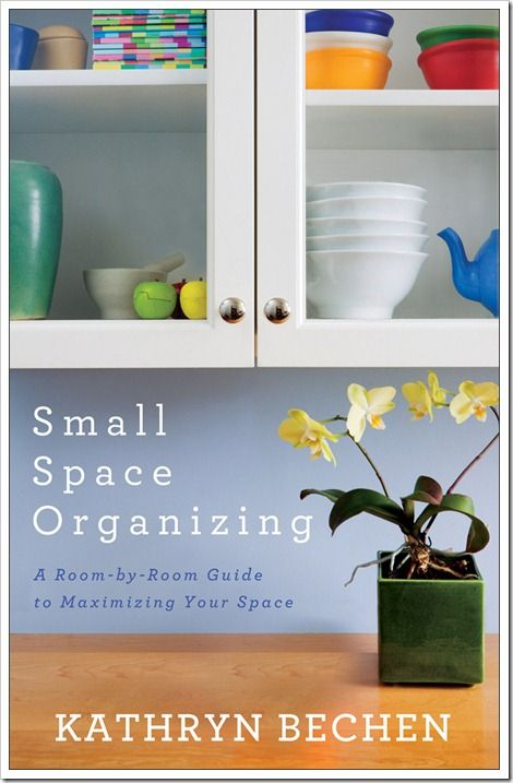 Small Space Decorating by Kathryn Bechen