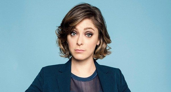 Rachel Bloom, TV's Crazy Ex-Girlfriend, opens up about the anxiety that told her she would fail—during a milestone year.