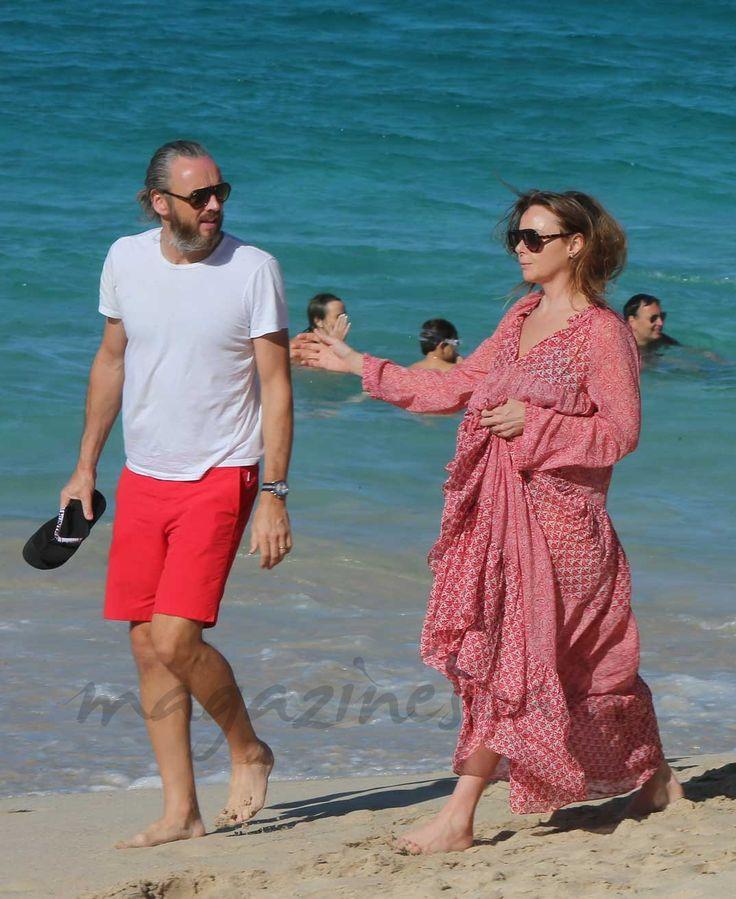 Stella McCartney vacaciones familiares en el Caribe