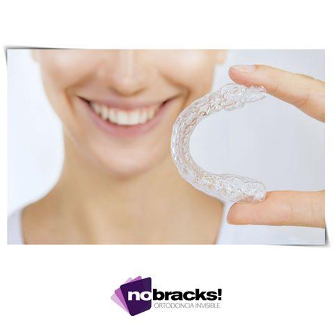 Ortodoncia Invisible es #nobracks! www.nobracks.com #smile #OrtodonciaInvisible