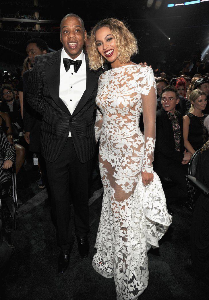 Pin for Later: Überraschung! Diese Stars haben heimlich geheiratet Beyoncé Knowles and Jay Z Beyoncé Knowles und Jay Z heirateten heimlich im April 2008 und hatten nur enge Freunde und Family bei der Feier in New York.