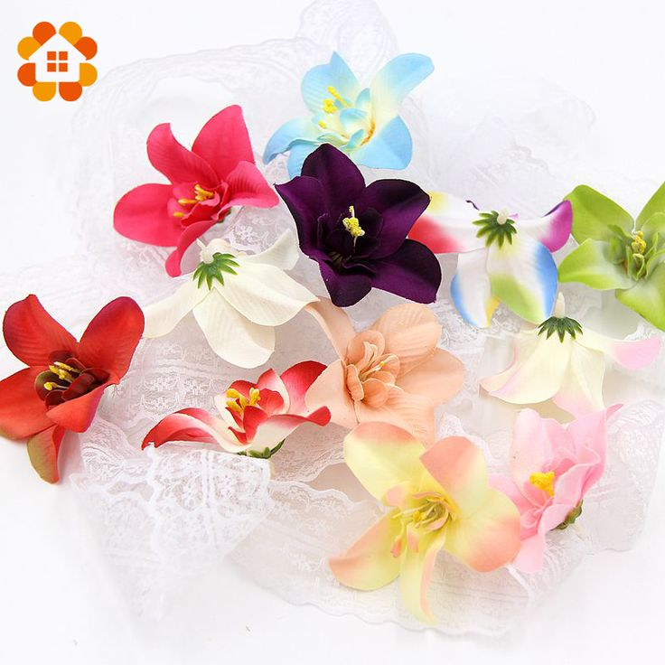 Price: $2.44 Like and Share if you want this     Get it here ---> https://www.yamidoo.com/10pcslot-7cm-silk-orchid-artificial-flower-head-for-wedding-decoration-diy-wreath-gift-scrapbooking-craft-fake-flowers/    #gadgets