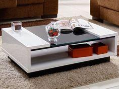 mesas de centro modernas e decoradas 150x150 Mesas De Centro Modernas ...