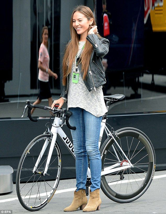 Gorgeous Jessica Michibata- hair, style, and fitness inspiration