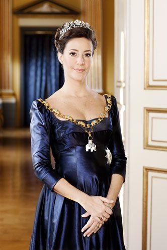 Les nouvelles photos officielles du prince Joachim et de la princesse Marie de Danemark diffusées par la Cour. (Copyright photos : site de la monarchie danoise)