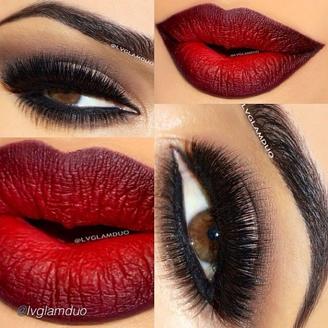 #ShareIG We love this gorgeous look by @lvglamduo using Motives cosmetics! ❤️❤️❤️ Products used: -Motives Pressed Eye Shadow in Onyx, Hot Chocolate and Cinnamon Spice -Motives Gel Eyeliner in Little Black Dress -Motives Lip Crayon in Retro Red -Motives for @Laura Hunter Khol Eyeliner in Earth ______________________________________ All #motives products are available for US/CAN at www.MOTIVESCOSMETICS.com or internationally at Global.Shop.com #motd #motivescosmetics #makeup #beauty #glam #mua…
