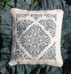 Image of This Heart of Mine | Ink Circles | cross stitch pattern