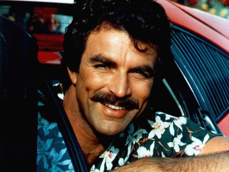 Ode aux années 80: spécial Movember!