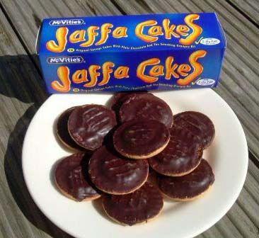 Jaffa Cake Usa Recipe
