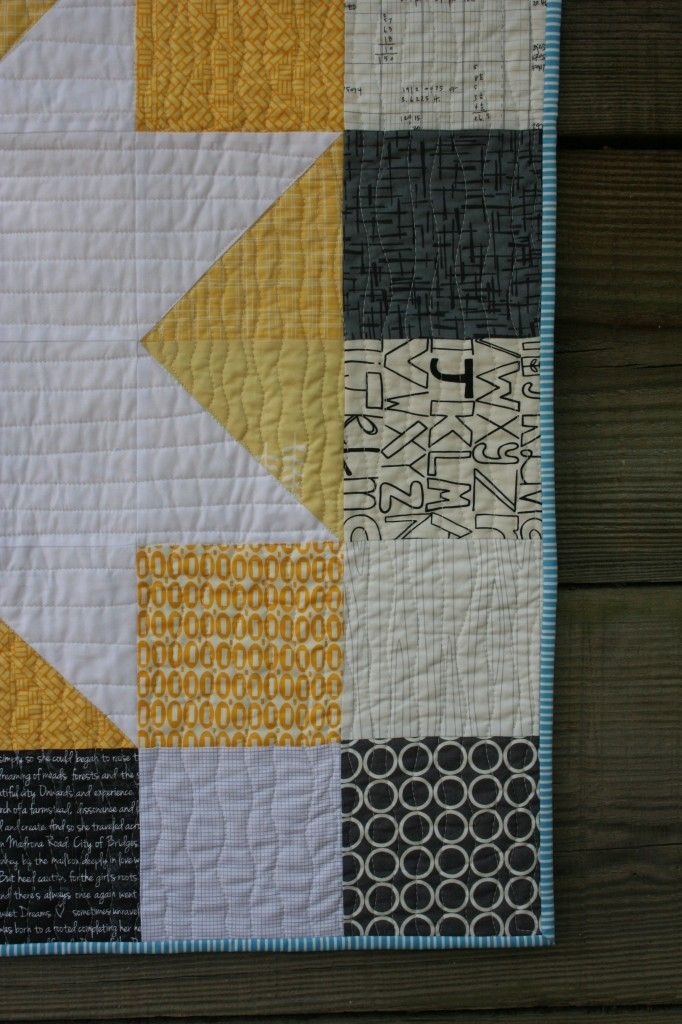 Star Bright Quilting Detail 682x1024 Finished Quilts: Star Bright Quilt