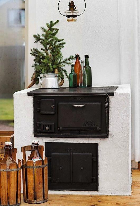 81 best Kitchen wood stove images on Pinterest Wood stoves Wood