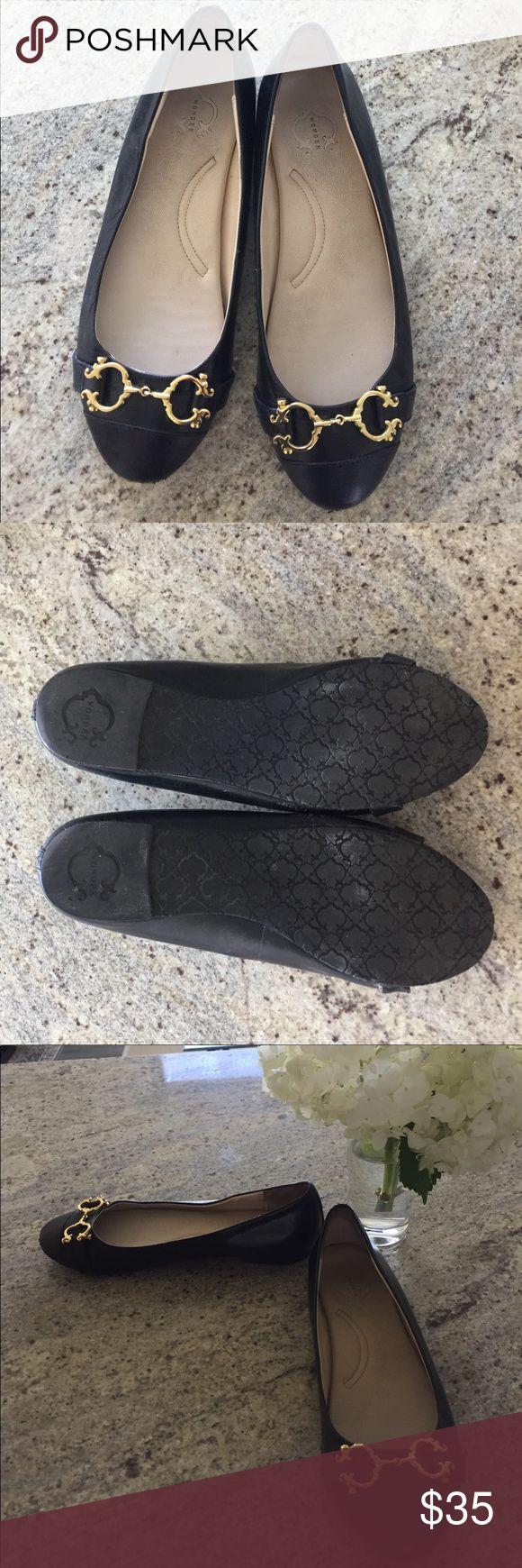 C Wonder Black Flats Black flats by C Wonder- size 8. Perfect for work! C Wonder Shoes Flats & Loafers