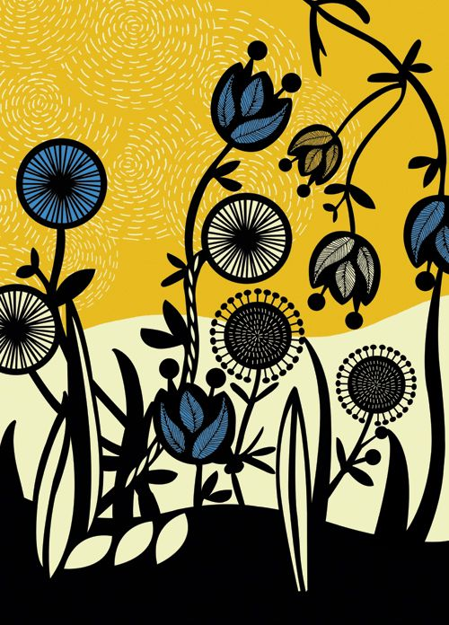 Nadia Taylor - posters commissioned for Rosenstiel's Fine Art publishing, April 2012.