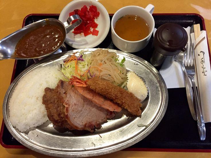 昭和のプレート! 三平食堂 改め レストランはやしや