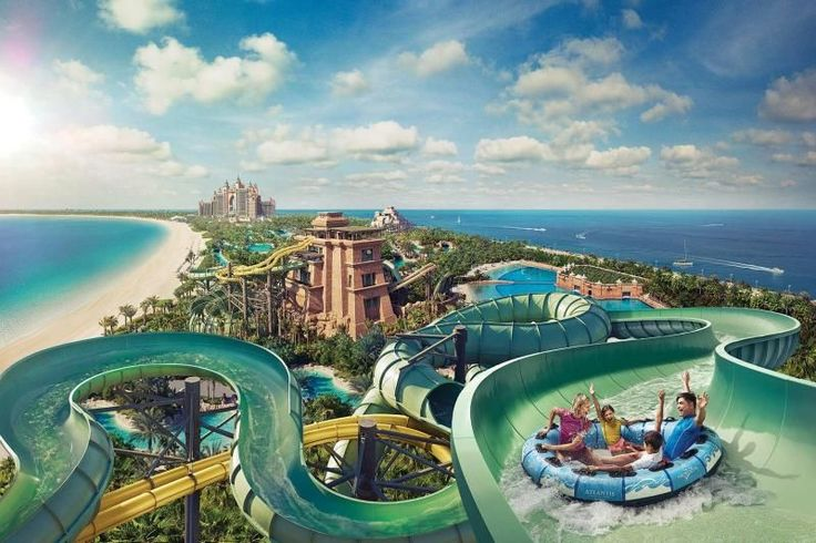 Get Atlantis Aquaventure Park Dubai Ticket for just $66.79 Throw yourself into aquatic action of Aquaventure park in Dubai located on Palm Jumeirah Island a full day pass with unlimited access to all rides and experiences. Book via: http://placestotravel.cheap/best/2017/get-atlantis-aquaventure-park-dubai-ticket-just-66-79/