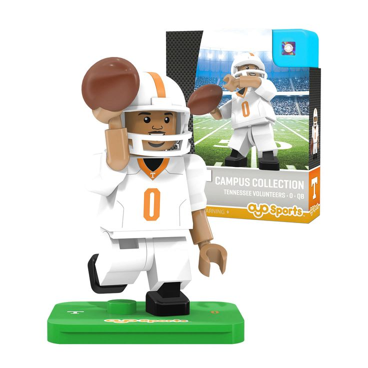 #0 Tennessee Volunteers OYO Sports Generation 2 Campus Collection Minifigure - $10.39