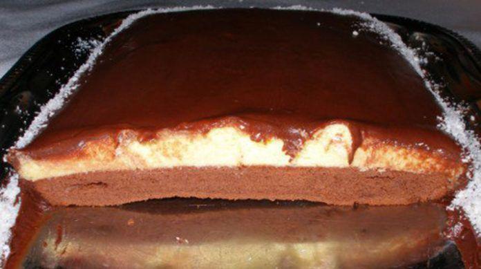 """Торт """"Эскимо"""" с фото"""