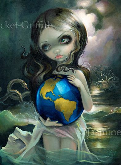17 Best Images About Jasmine Becket Griffith Coloring Book