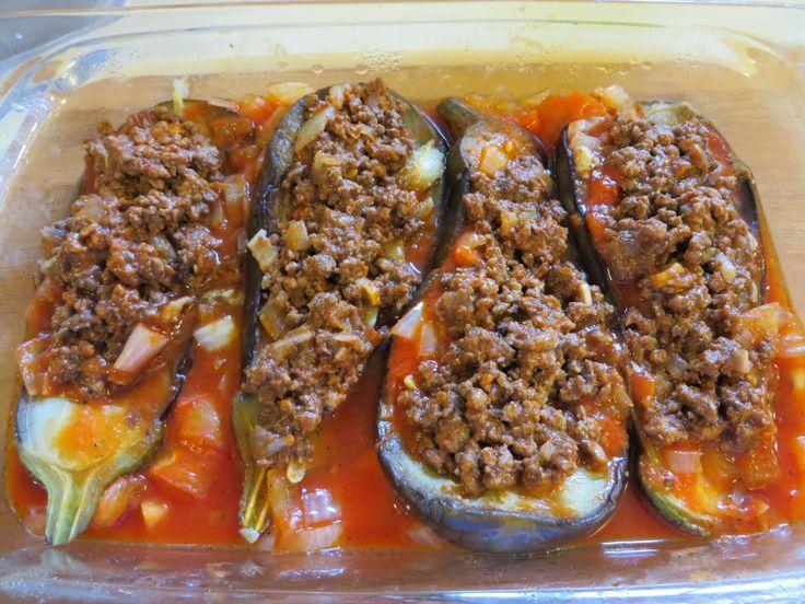 The Iraqi Family Cookbook: Stuffed Eggplant (Sheikh Mahshi)
