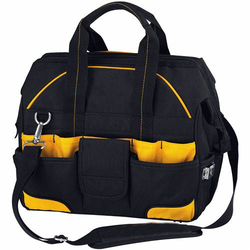 eavy duty durable polyester Backpack Electrician OEM ODM Small MOQ
