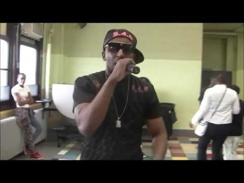 S.4.G OLNEY CHARTER HIGH SCHOOL PRAYER and PERFORMANCE (IIWIIOP SHOW)
